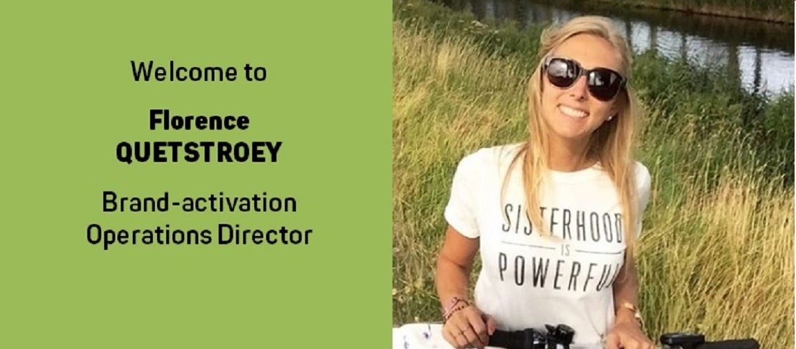 OneTec-Eventattitude is pleased to welcome Florence Quetstroey