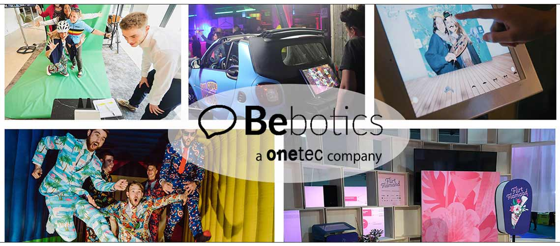 The third chapter of an exciting novel: OneTec-Eventattitude and Bebotics are pleased to announce that they are now officially operating as one.
